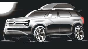 VW planeja ressuscitar off-road International Scout, rival do Ford Bronco